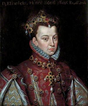 Elizabeth of Valois (1545–1568), Queen of Spain