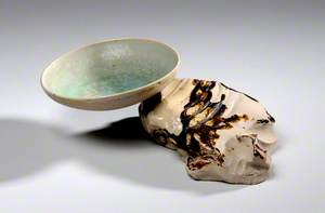 Bowl on Clay