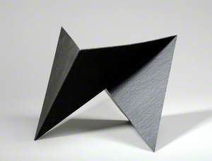 Maquettes for 'Two Forms'