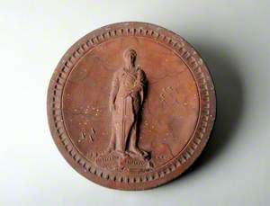 Medallion to the War of 1939–1945