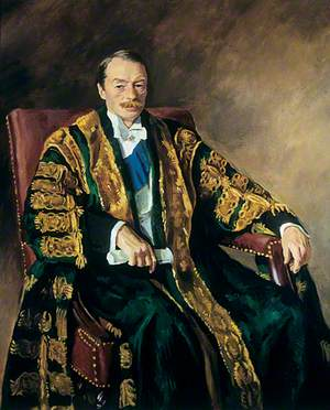 Edward Spencer Cavendish (1895–1950), KG, LLD, 10th Duke of Devonshire, Chancellor of the University of Leeds (1938–1950)