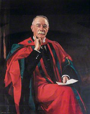 Arthur George Perkin (1861–1937), DSc, FRS, Professor of Colour Chemistry at the University of Leeds (1892–1926)