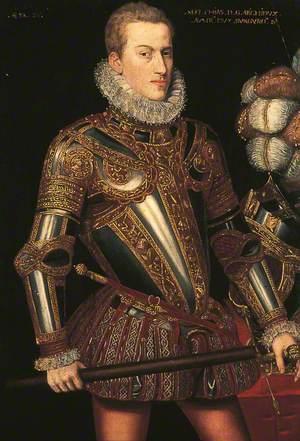 Archduke Matthias (1557–1619), Holy Roman Emperor (1612–1619)
