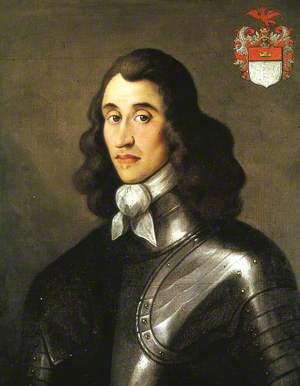 Major General Charles Worsley (1622–1656)