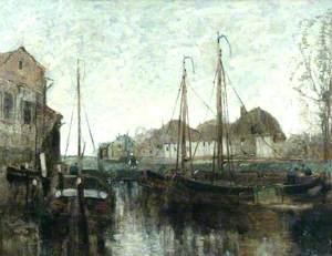 A Dutch Canal