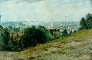View from Greenwich Hill