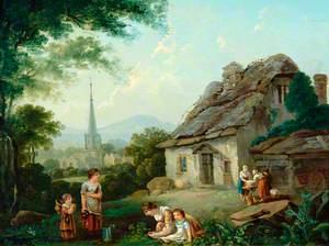 Old Cottage, Masham