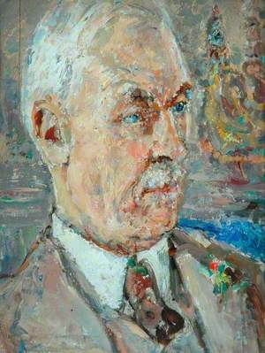 Professor Frederick Brown