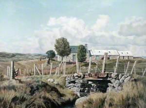Croft on Dava Moor