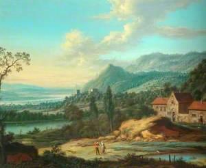 Continental Landscape
