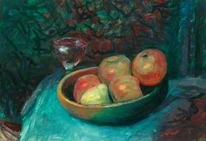 Fruit and Glass