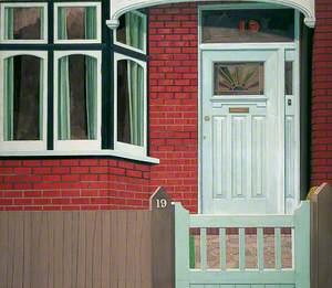 The Windows of No. 19
