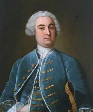Sir Walter Calverley Blackett (1707–1777)