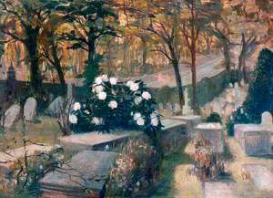 Birstall Churchyard