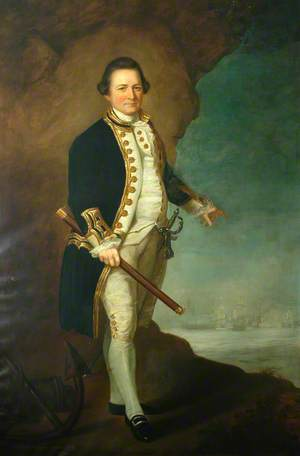 Captain Wood of Bolling Hall (1731–1782)