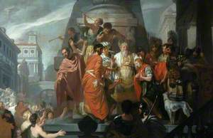 The Anointing of Solomon