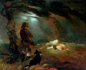 The Lonely Shepherd*