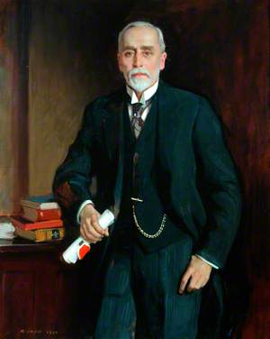Sir James P. Hinchcliffe, Chairman of the County Council of the West Riding of Yorkshire (1916–1933)