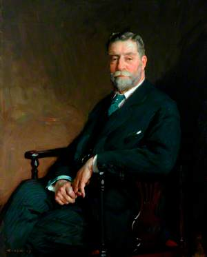 Sir John C. Horsfall, Bt, Chairman of the County Council of the West Riding of Yorkshire (1910–1916)