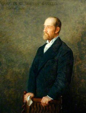 Charles G. Milnes Gaskell, Chairman of the County Council of the West Riding of Yorkshire (1893–1910)