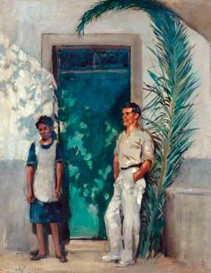 Conversation Piece, Madeira