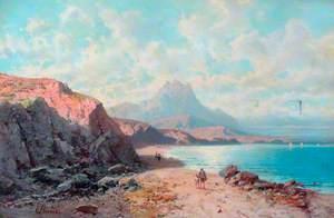 The Basque Coast, Gulf of Lyons