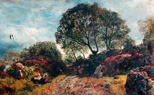 Landscape, Midday Rest
