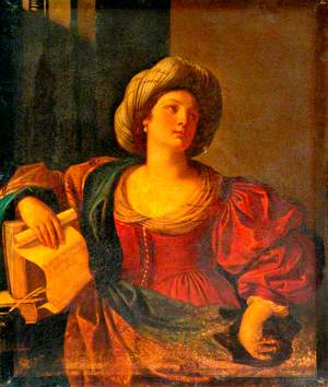 Sibilla persica (The Persian Sibyl)