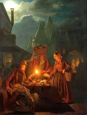The Jews' Market