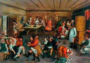Dutch Merrymaking