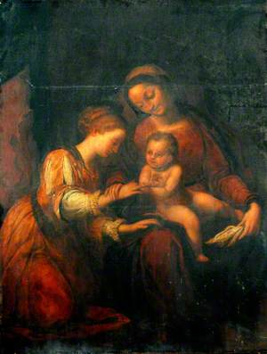 The Marriage of Saint Catherine