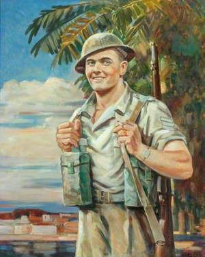 Sergeant Hanson Victor Turner (1910–1944), VC