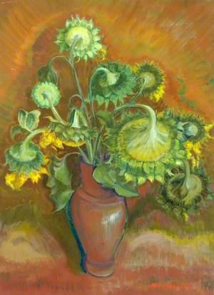 Calyx of Sunflowers