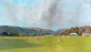 Cricket Match, Centre Vale