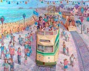 Happy Tram Ride