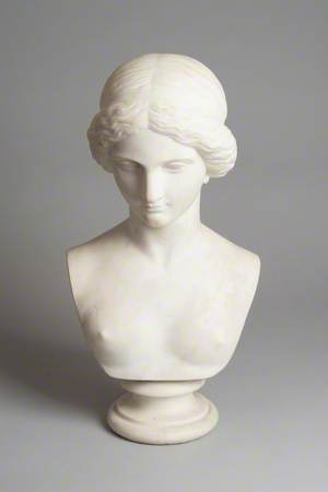 Bust of a Young Woman