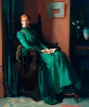 Mrs Charles Hughes
