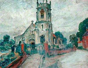 Cawood Church
