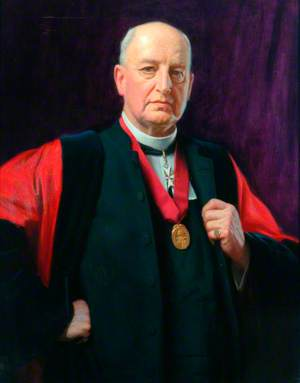 The Very Reverend W. Foxley, DD