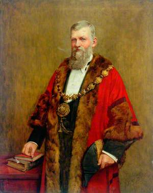 Alderman John Illingworth