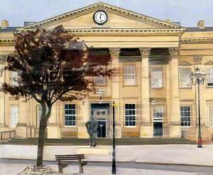 Huddersfield Railway Station