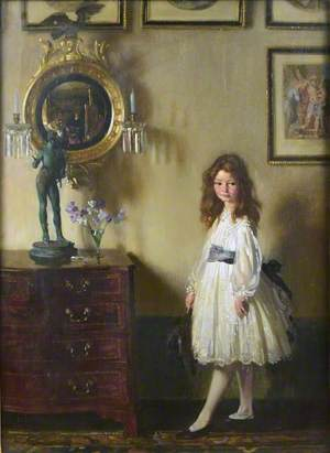Miss Annie Isobel 'Lillo' Lumb