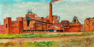 Lofthouse Colliery*