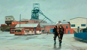 Steetley Colliery