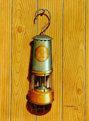 Deputy's Safety Lamp