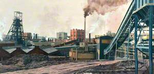 Orgreave Colliery