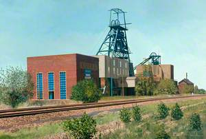 Wath Colliery