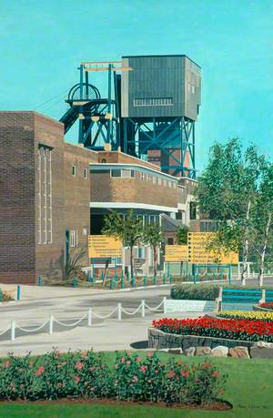 Maltby Colliery
