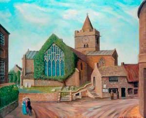 Otley Parish Church