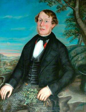 William Ackroyd (1793–1865), First President of the Otley Useful Instruction Society